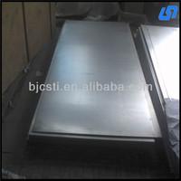 ASTM B265 electrode titanium plate