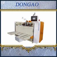 high speeding semi-auto stitching machine/ carton box stapling machine/carton box stapler stitching machine