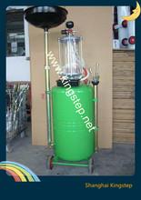 escorredor de óleo para o equipamento da garagem