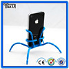 Flexible spider style phone holder for car Stent Support Cell phone