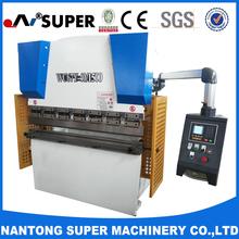 Hydraulic Manual Sheet Metal Bending Forming Press Brakers