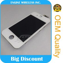 Original OEM Product For apple iphone 4,for iphone 4gs touch screen