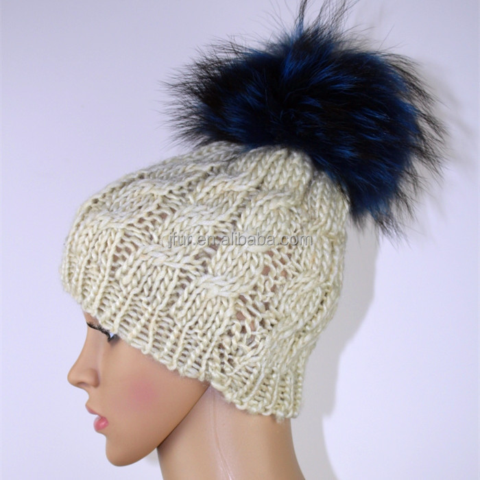 Knitting Pattern For Loose Beanie : Hip Pop Beanie Loose Knit Hat/cap With Cute Dyed Color ...