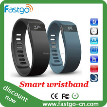 OLED screen custom digital watch with bluetooth in smart electronic market