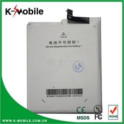 high capacity rechargeable phone battery BT40 for MEIZU MX4 M460 M461