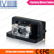 LV2037 2D CMOS Barcode Scan Engine, Robust and Versatile Scanning with TTL 232 and USB Interfaces