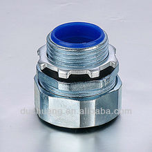 Hexagonal male flexible conduit waterproof connector