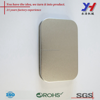 Sheet Metal Fabrication Service Customized 304 Stainless Steel Box For Chocolate Packaging