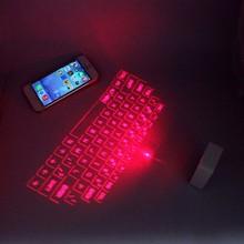 portable Bluetooth laser keyboard wireless projection keyboard