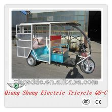 Passenger or Cargo Auto Rickshaw With CCC