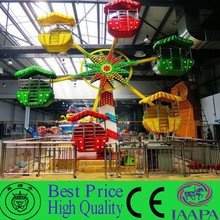 Hot Sale Innovative Amusement Park Ride Mini Ferries Wheel