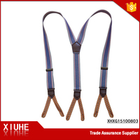 100 polyester new fashion custom suspender belt
