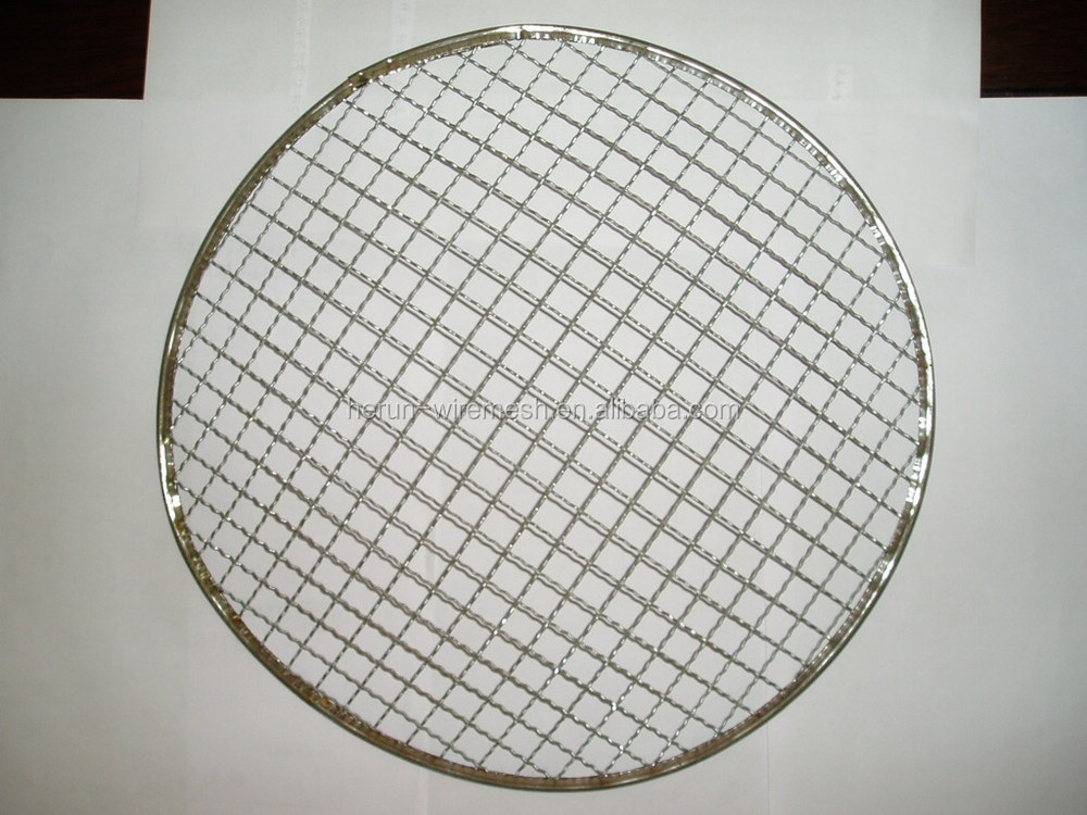 Korean Barbecue Net Bbq Grill Grate Buy Round Grill