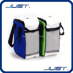 Customized top quality lining waterproof tote cooler bag