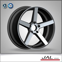 hot new products for 2015 16 inch 5 spokes alloy wheel