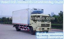 DFL1120B 33000L euro3 Cargo Refrigerator Van for sale
