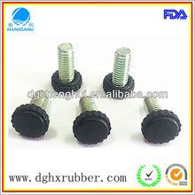 ROHS approved high quality anti-skidding rubber feet for Audio equipment