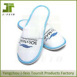 close toe cheap disposable slipper for hotel