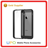 [UPO] New Arrival Customized PC+TPU Plastic Bumper Protective Case For iPhone 6