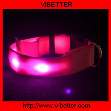 led dog collar leashes/led collars for dogs dog sex/led collar dog from china Supplier