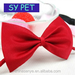 Pet dog tie bow tie Gents adjustable tie for cat dog small dogs
