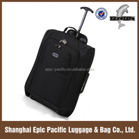 """21"""" & 18"""" On Wheeled Cabin Size Ultra-light Weight EVA Trolley Bag For Promotional"""
