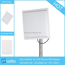860-960MHz 0-15M Long Reading Distance RFID Reader for Warehouse Security System With Alarm System