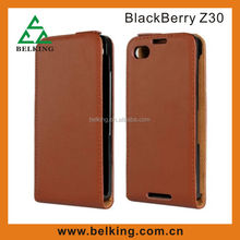 For Custom Wholesale Leather Case For Blackberry z30 for Cell Phone