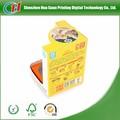 eficiente de serviços de logística de madeira em forma de coração caixa de presente