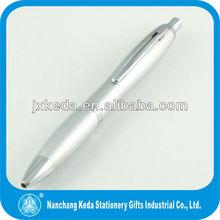 promotion gift pen vase metal ball pen
