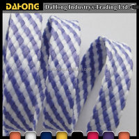 eco-friendly organic flat garments and bags cotton string