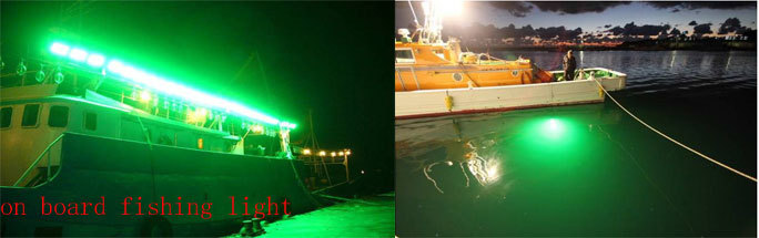Also We Have 8W, 15W, 18W, 30W, 90W, 600W 1200W Underwater Fishing Lights.