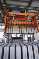 gypsum blocks manufacturing