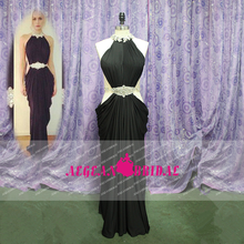 ZL166 Real Sample New Style A-line Beaded Bodycon Dress