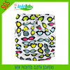 2015 New Printed Baby Cloth Diapers Pocket Cloth Nappies