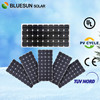 Bluesun top supplier of China nice offer CE/TUV/ISO/UL standard high quality 80w solar modules