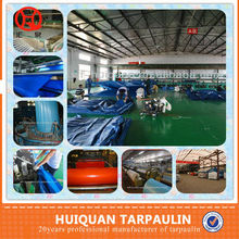 100% Polyester Material and Make-to-Order Supply Type pe tarpaulin for Multiple uses