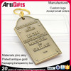 2015 Wholesale cheap custom metal keyring