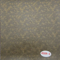 100% PU synthetic leather for decoration with special pattern