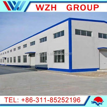 High Quality steel parking structure /steel sturcture shed /structure steel fabrication