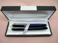 GFT006a Luxury Metal engraving roller pen of metal pen in gift box for lacquer finishing can make your logo for promotion