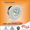 TUV CE ROhs 75mm Cutout adjustable recessed 5w led downlight