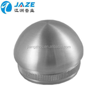 Standard Size Stainless Steel Pipe Threaded End Cap