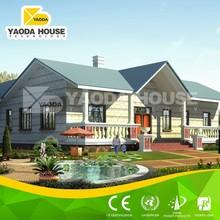 Yaoda villa house design villa architectural design