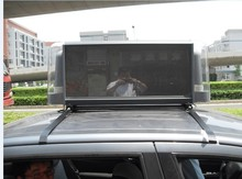 smart led taxi top