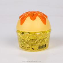 ludao indoor air freshener/ closet car solid crystal beads fragrance freshener