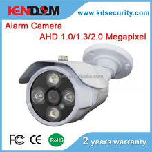Kendom Specialty Alarm camera AHD 1.0/ 1.3/ 2.0 Megapixel CCTV Security Camera with 2pcs powerful IR led Color image at night
