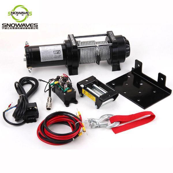 12000lbs 12V Electric Winch For 4x4