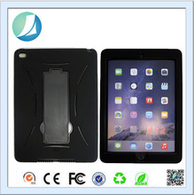 2014 New Arrival Kickstand rubber Robot Case for ipad air 2