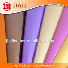 mirror face wholesale pu leather for High-heeled shoes and wallet